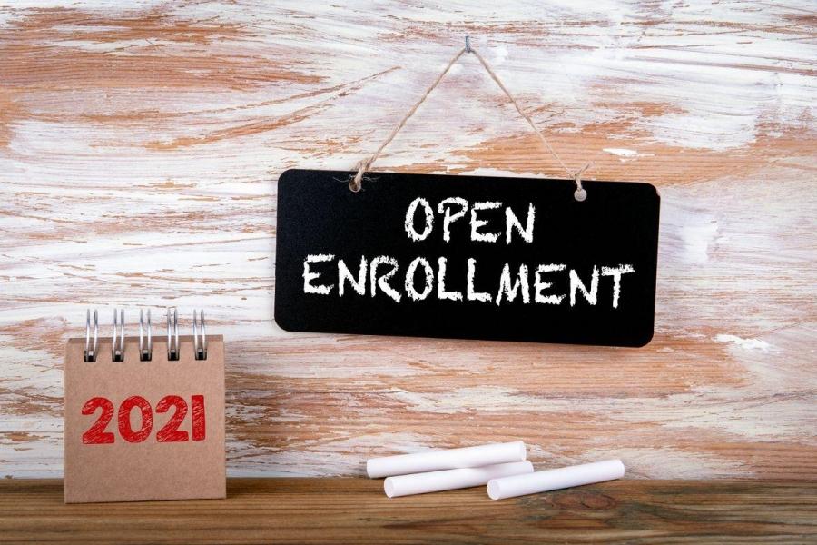 Annual Enrollment Period November 1st through December 15th