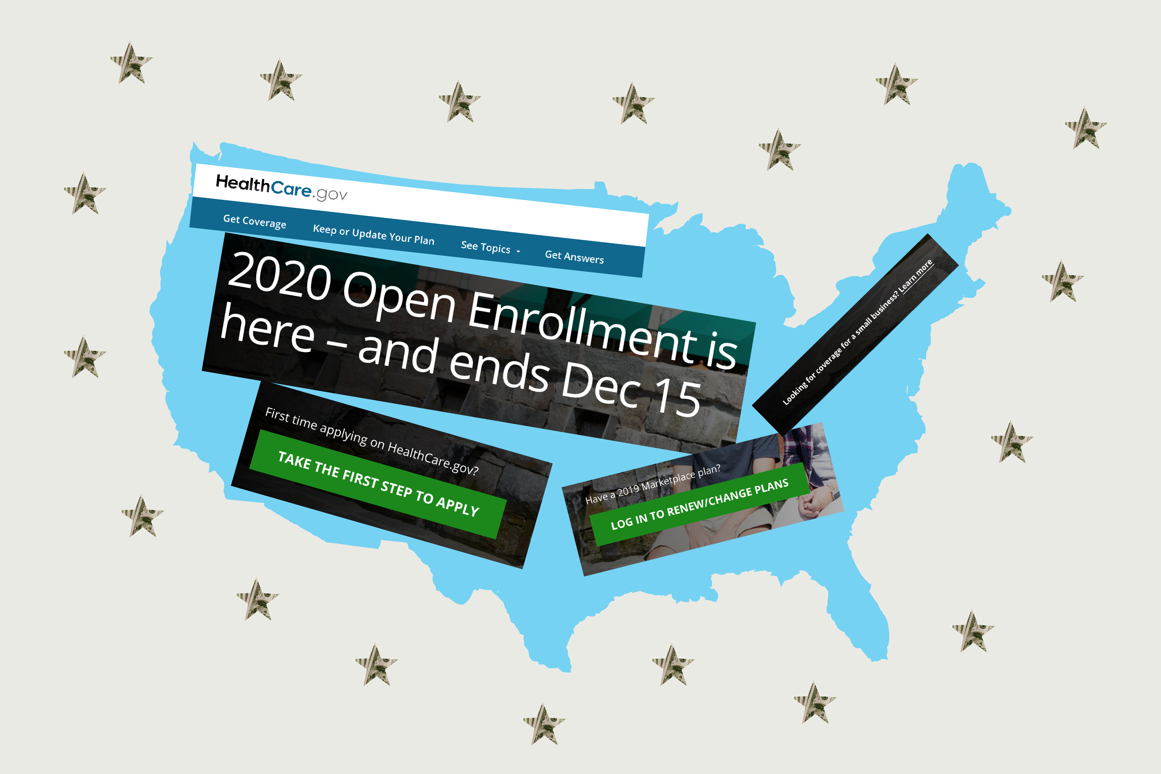 Renew, Update or Change your Health Plan for 2021